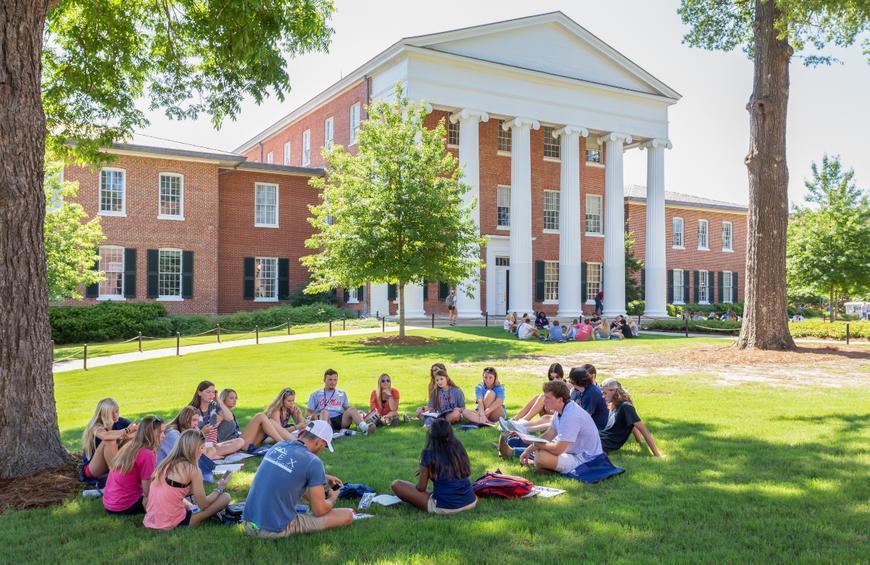36 University of Mississippi Shutterstock
