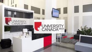 trường đại học canada west tiêu chí xét học bổng