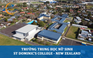 Trường trung học nữ sinh St dominic's college