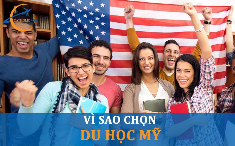 Vì sao chọn du học Mỹ