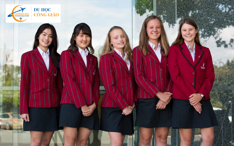 Trường trung học nữ sinh westlake girls high school