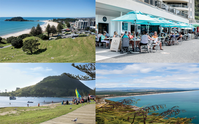 Thành phố Tauranga New Zealand