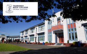 trường trung học tauranga boys college