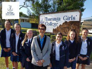 trường trung học tauranga girls college