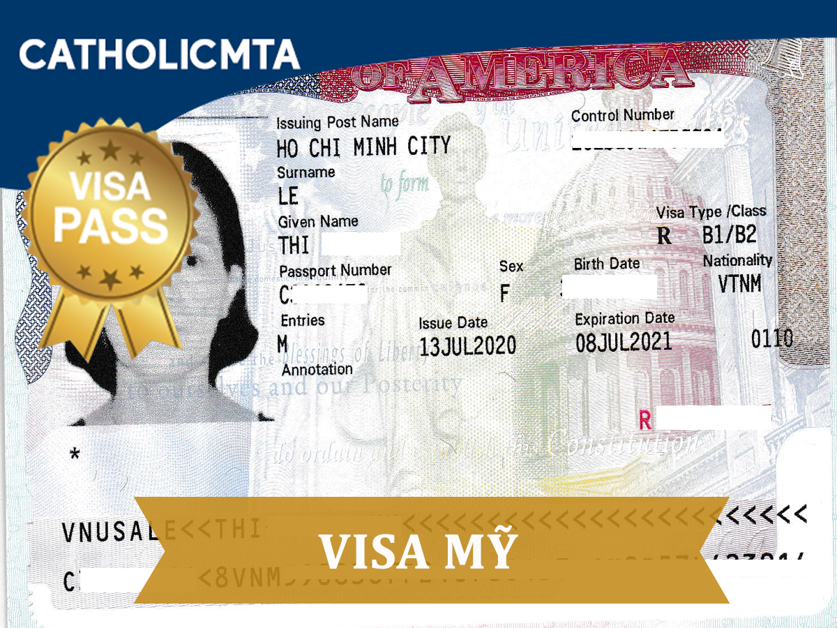 Visa My co Anh