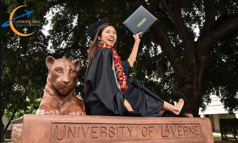 Học bổng 50% tại University of La Verne