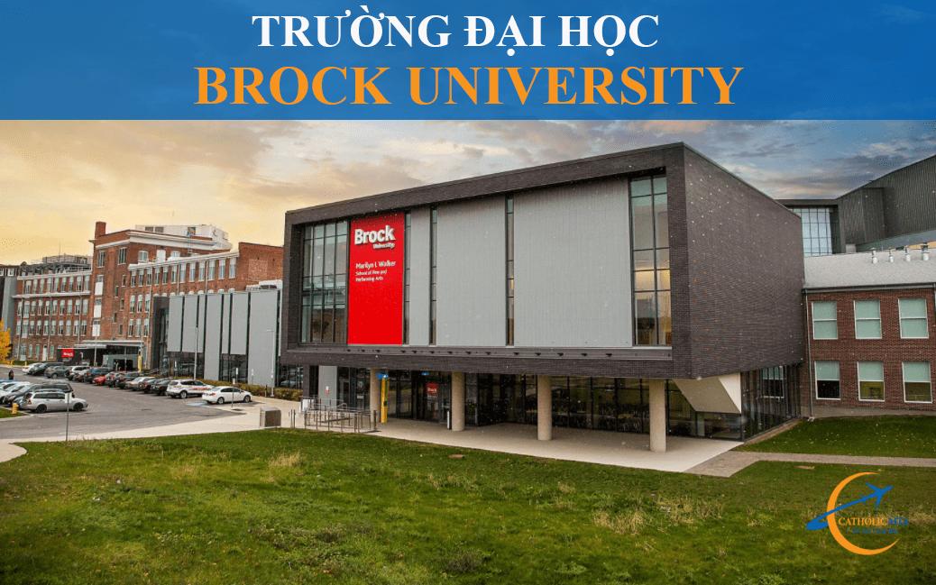 Trường đại học Brock University Canada