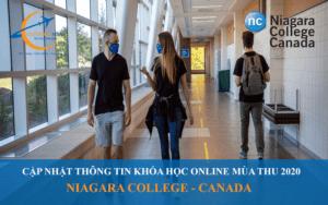 Cập nhật thông tin khóa học online mùa Thu 2020