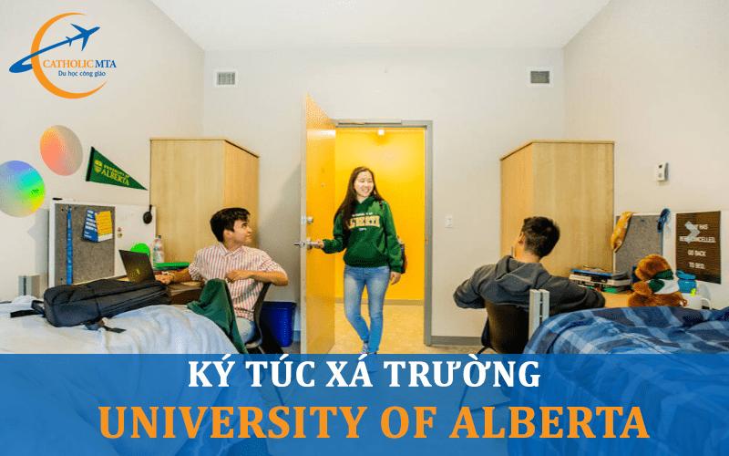 Nhà ở tại đại học University of Alberta