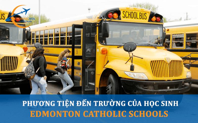 Phương tiện đi học tại Canada