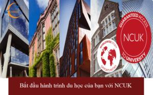 Học dự bị đai học NUCK
