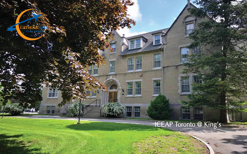 Trường anh ngữ Iceap Toronto
