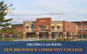 Trường cao đẳng New Brunswick NBCC Canada