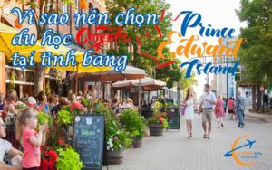 Vì sao du học Canada tại tỉnh bang Prince Edward Island