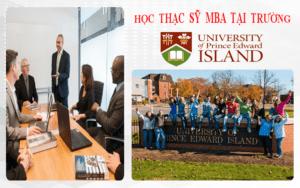Học MBA tại trường University of Prince Edward Island