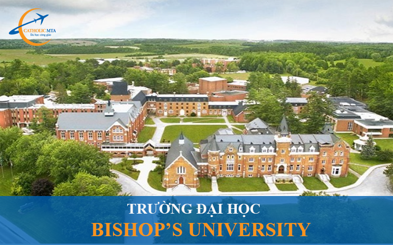 Trường đại học Bishop's University Quebec Canada