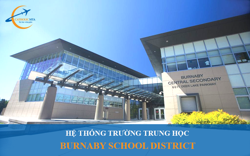Trường trung học Burnaby School District, British Columbia, Canada