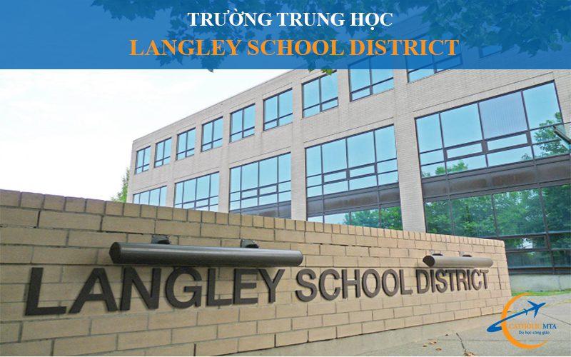Trường trung học Langley School District