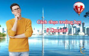 Trường học ở Canada
