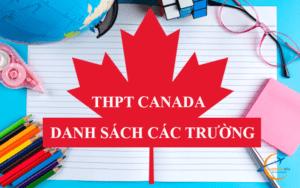 Danh sách các trường trung học ở Canada