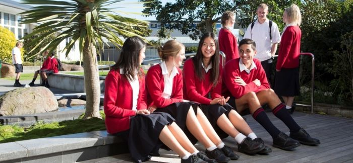 du học trung học New Zealand