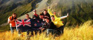 du học New Zealand ngành du lịch