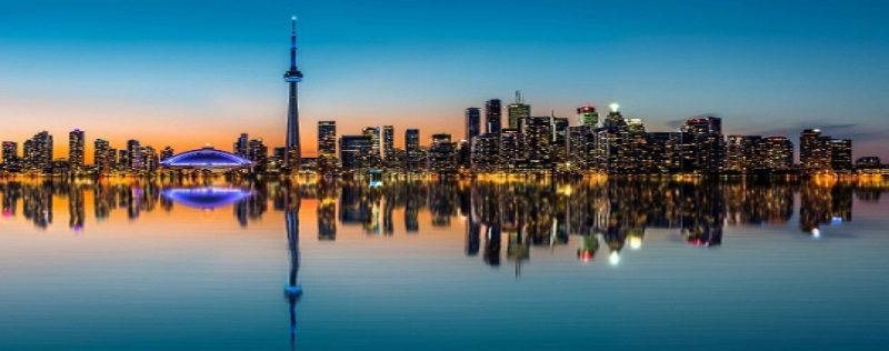 Toronto là thành phố vô cùng phát triển tại Canada