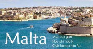 Du học Malta tốn bao nhiêu tiền