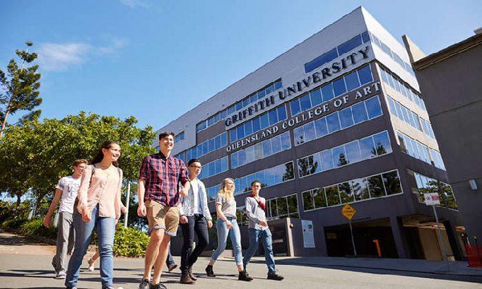 Đôi nét về trường đại học Griffith