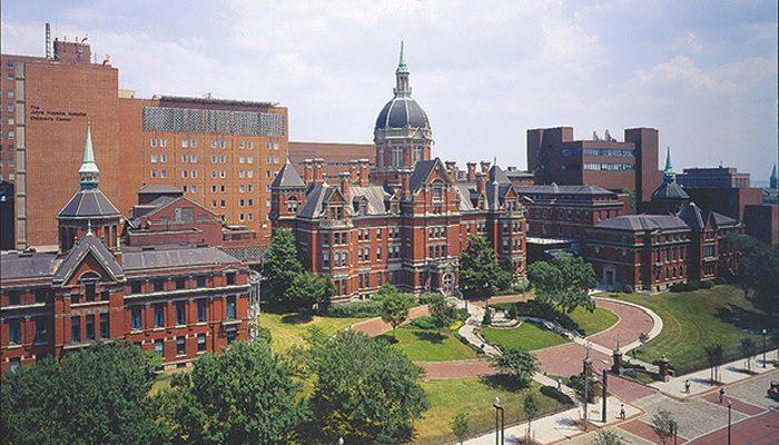 Lịch sử hình thành Đại học Johns Hopkins