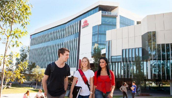 Các cơ sở của trường đại học Griffith