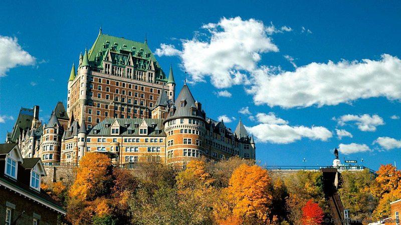 Quebec là nơi có khí hậu ôn hòa và được nhiều du học sinh lựa chọn du học