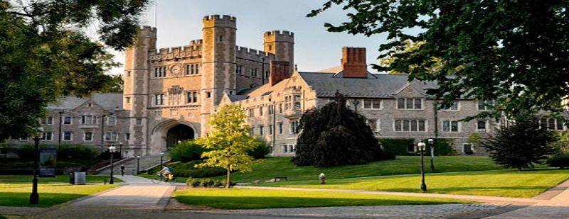 Princeton University là trường đại học nổi tiếng ở Mỹ